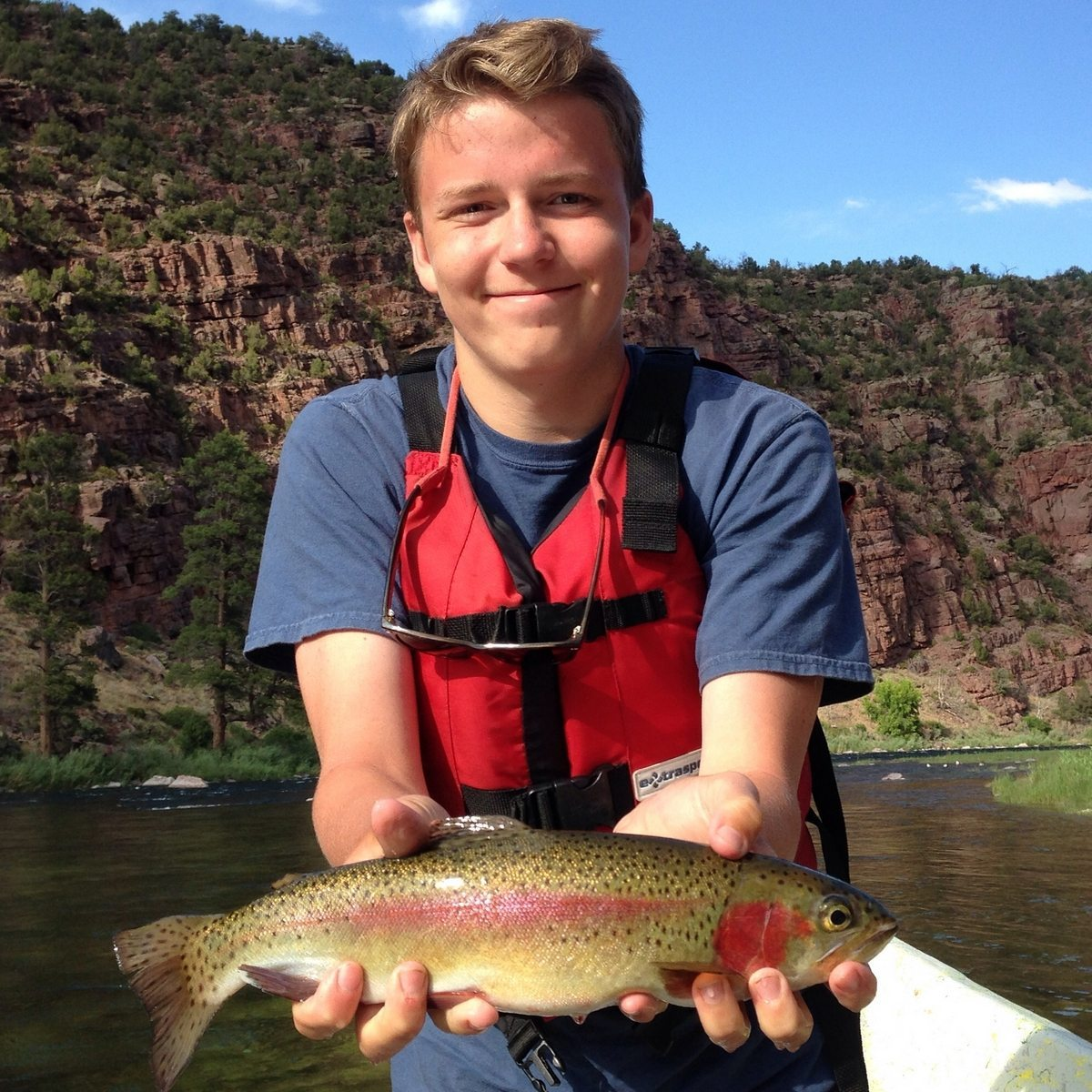 Green river fly fishing guides park city outfitters for River trout fishing