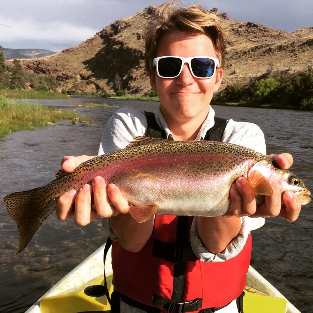 Green river fly fishing guides park city outfitters for Fly fishing salt lake city