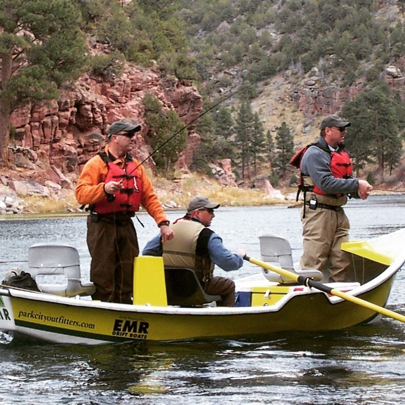 Green river fly fishing guides park city outfitters for Fly fishing park city utah