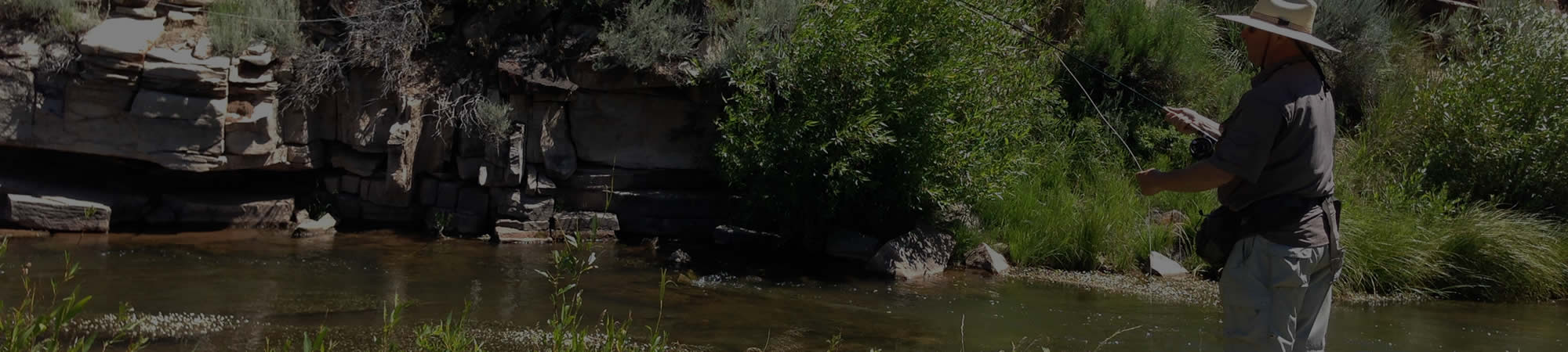 Provo river fly fishing park city outfitters for Fly fishing park city utah